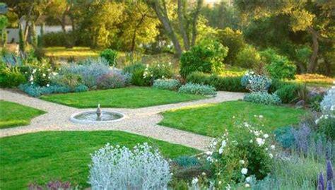 Garden Design Ideas For Large Gardens Easy Large Garden Design Idea The Interior Design