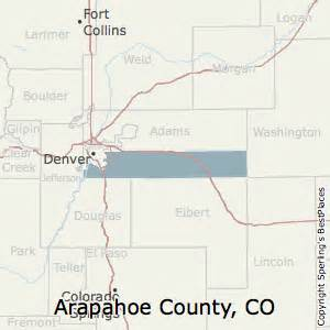 arapahoe county colorado map best places to live in arapahoe county colorado