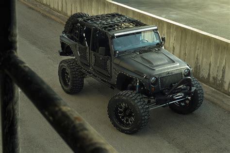 metal jacket jeep how to build a 110 000 metal jacket jeep