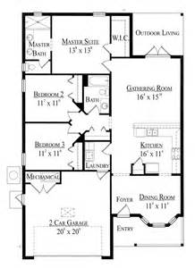 1500 Square Foot House Plans by Gallery Small House Plans 1500 Sq Ft
