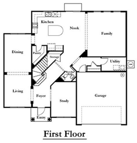 Mercedes Homes Floor Plans by Mercedes Homes Floor Plans Las Calinas Las Calinas