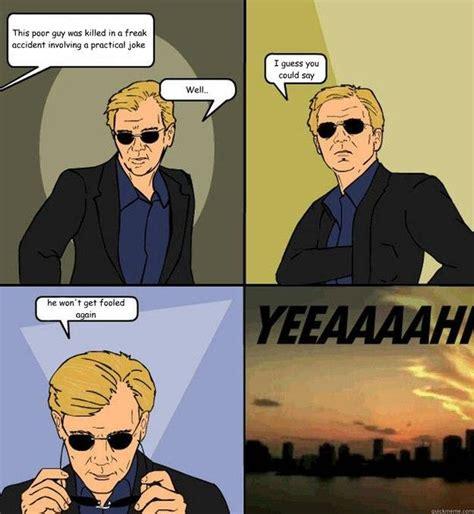 Horatio Caine Memes - horatio cane yeeaaaahh memes quickmeme