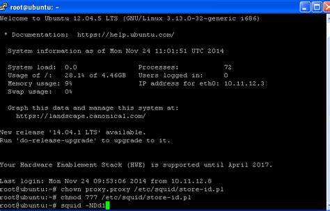 tutorial install squid ubuntu cara install squid untuk http https di ubuntu tutorial