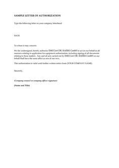 authorization letter to use parking lot unauthorized parking letter format in word sle template