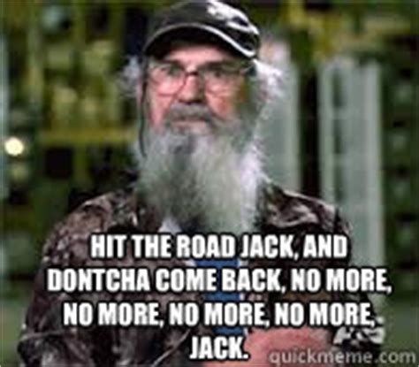 Si Memes - hit the road jack and dontcha come back no more no more