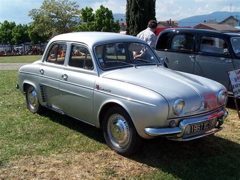 renault dauphine renault dauphine in bollwiller f am 06 05 07