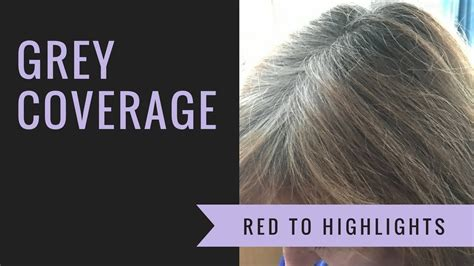 styling gel that covers grey hair grey hair coverage youtube