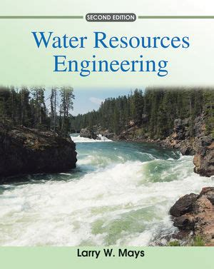 free water engineering books pdf wiley water resources engineering 2nd edition larry w