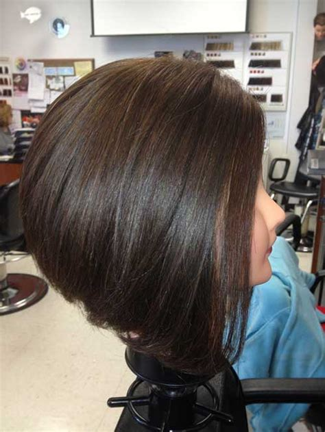 shoulder length inverted bob haircut over 50 reverse bob hairstyle pictures of women over 50 short