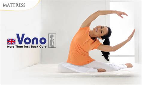 Vono Mattress Review Singapore by Vono Back Relaxer Deluxe Mattress End 10 4 2016 4 15 Am