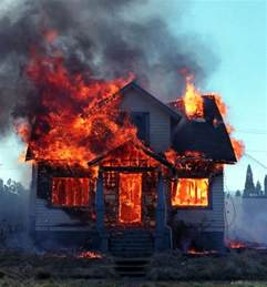 How To Burn A House by Song Burning House
