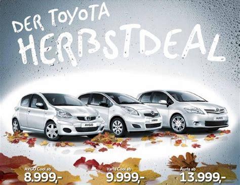 Auto Beschlagene Scheiben Au En by Toyota Auto Medienportal Net