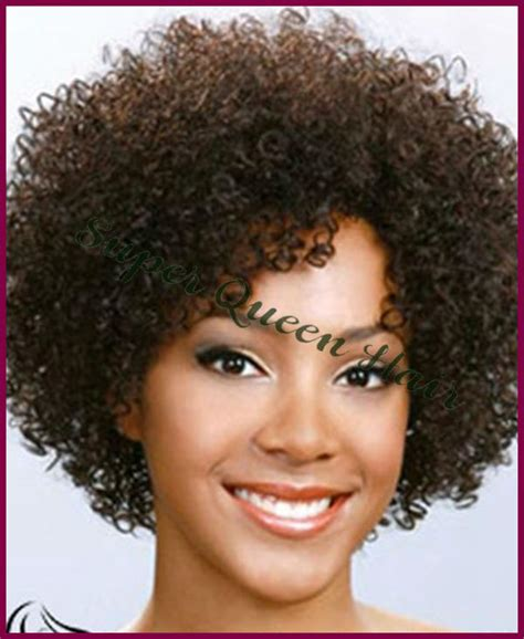 one inch curly hairstyles whosale 8 quot inch 1b short afro kinky curl mongolian virgin
