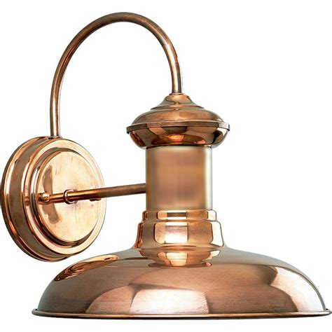 Copper Landscape Lighting Fixtures Copper Outdoor Lights Lighting And Ceiling Fans