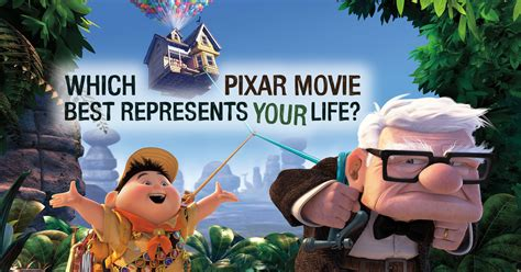 quiz film pixar which pixar movie best represents your life quiz