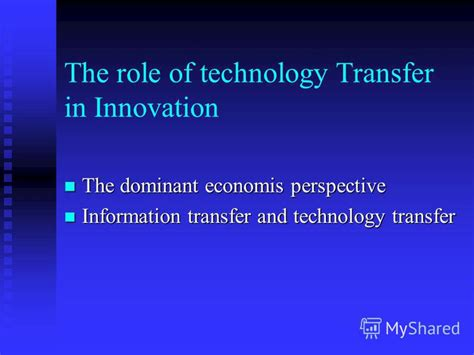 What Is The Function Of A Technology Transfer Office by Quot Innovation Strategy Management