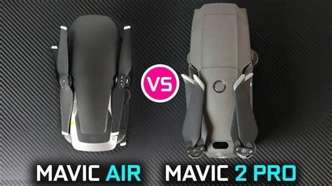 dji mavic  pro  mavic air ultimate drone battle doovi