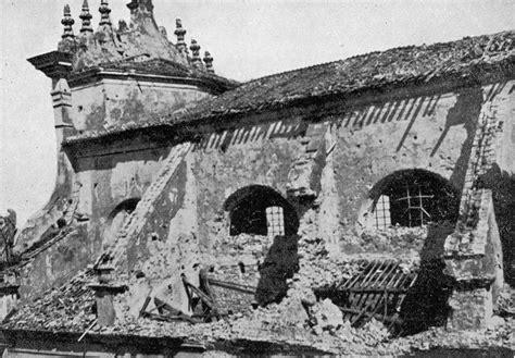 san barnaba di marino file marino 1944 basilica di san barnaba 0 jpg