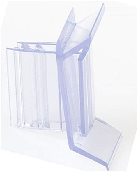 Plastic Shelf Talker Holders by Price Channel Holders Retail Shelving Sign Clip