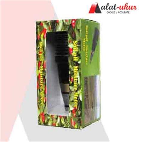 Alat Ukur Kadar Ph Air alat ukur kadar air dan ph tanah amtast ks 05