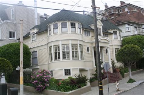 Mrs Doubtfire House Address by Mrs Doubtfire Filming Location San Francisco