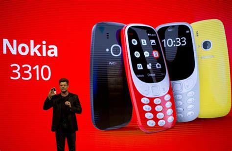 Nokia 3310 Versi Baru nokia 3310 versi baru resmi dirilis dengan tilan yang lebih modern dan keren unik