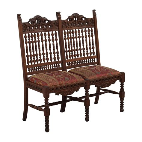 vintage second chairs 90 carved antique baroque chair chairs