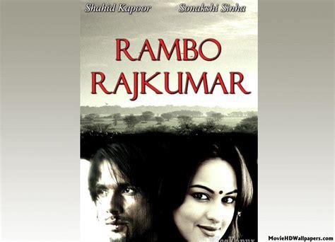 film rambo rajkumar rambo rajkumar 2013 movie