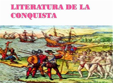libro la conquista de la literatura peruana literatura de la conquista