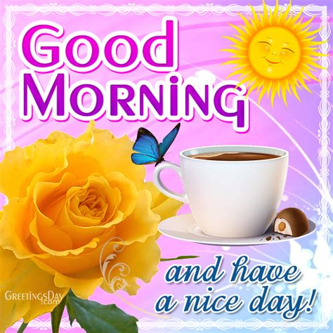 good morning greetings flashgood morning e cards good good afternoon free pictures photos wishes