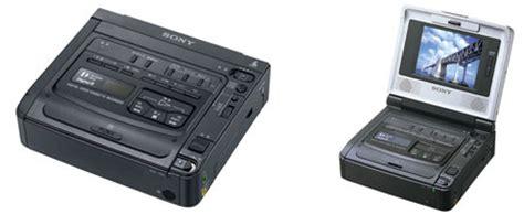 adattatore cassette 8mm tramonta l era 8mm in casa sony fotografi digitali