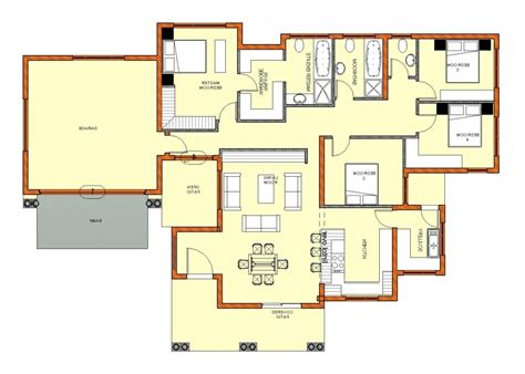 free south african house plans free printable house plans south africa