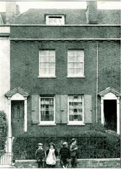 where dickens lived travel between the pages charles dickens
