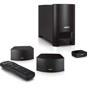 bose home theater speakers bose cinemate gs series ii digital home theater 320573