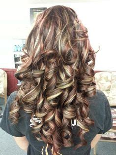 pictures of multicolor highlights hair
