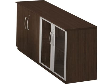 Low Storage Cabinet With Doors Medina Low Office Storage Cabinet With Doors Myl 7320 Wooden Storage Cabinets