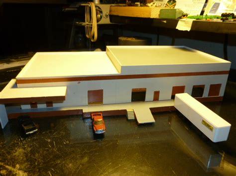 Big D Flooring Supply Quot Big D S Quot Flooring Supply Model Railroad Hobbyist Magazine