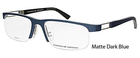 Porsche Brille by My Rx Glasses Resource Porsche Eyewear P8175 Semi