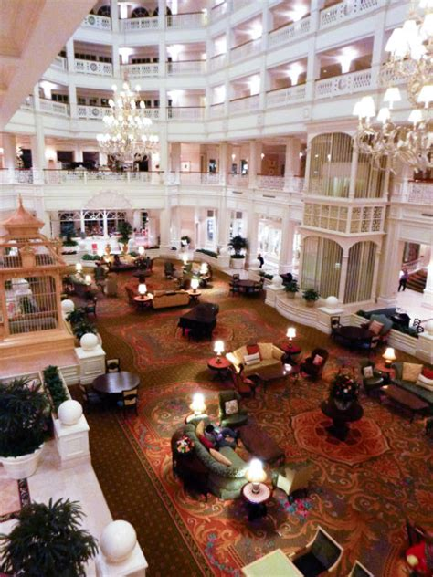 Grand Floridian Front Desk by Travel Disney S Grand Floridian Resort Spa Poet In