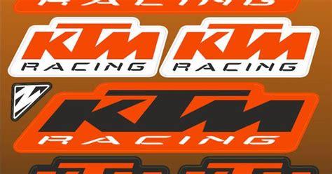 Ktm Helm Sticker by Ktm Stickers Race Stickers Decals Helmet Decal Motorcycle