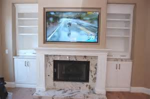 Fireplace Mantel And Bookshelves Fireplace Mantel And Bookcases Traditional Other Metro