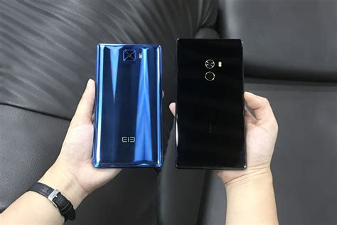 Elephone S8 elephone s8 vs xiaomi mi mix on comparison