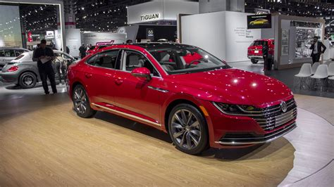 volkswagen arteon trunk the volkswagen arteon has a bigger trunk than the cc and a