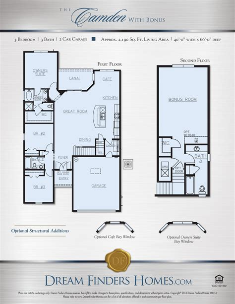 finders homes tuscany floor plan