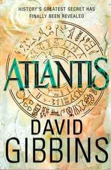Novel David Gibbins Atlantis Crusader Gold atlantis novel