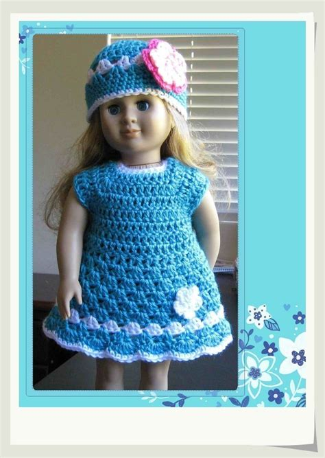 crochet pattern doll clothes crocheting doll clothes crochet for beginners