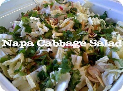 napa salad napa salad recipe