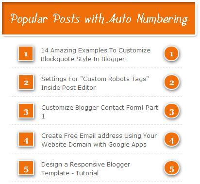 tutorial memperindah blogger memperindah popular posts dengan nomor urut otomatis 2