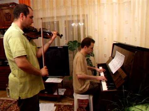 romeo and juliet theme harp a time for us violin piano duet doovi