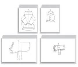 template for dog coat dog coat template